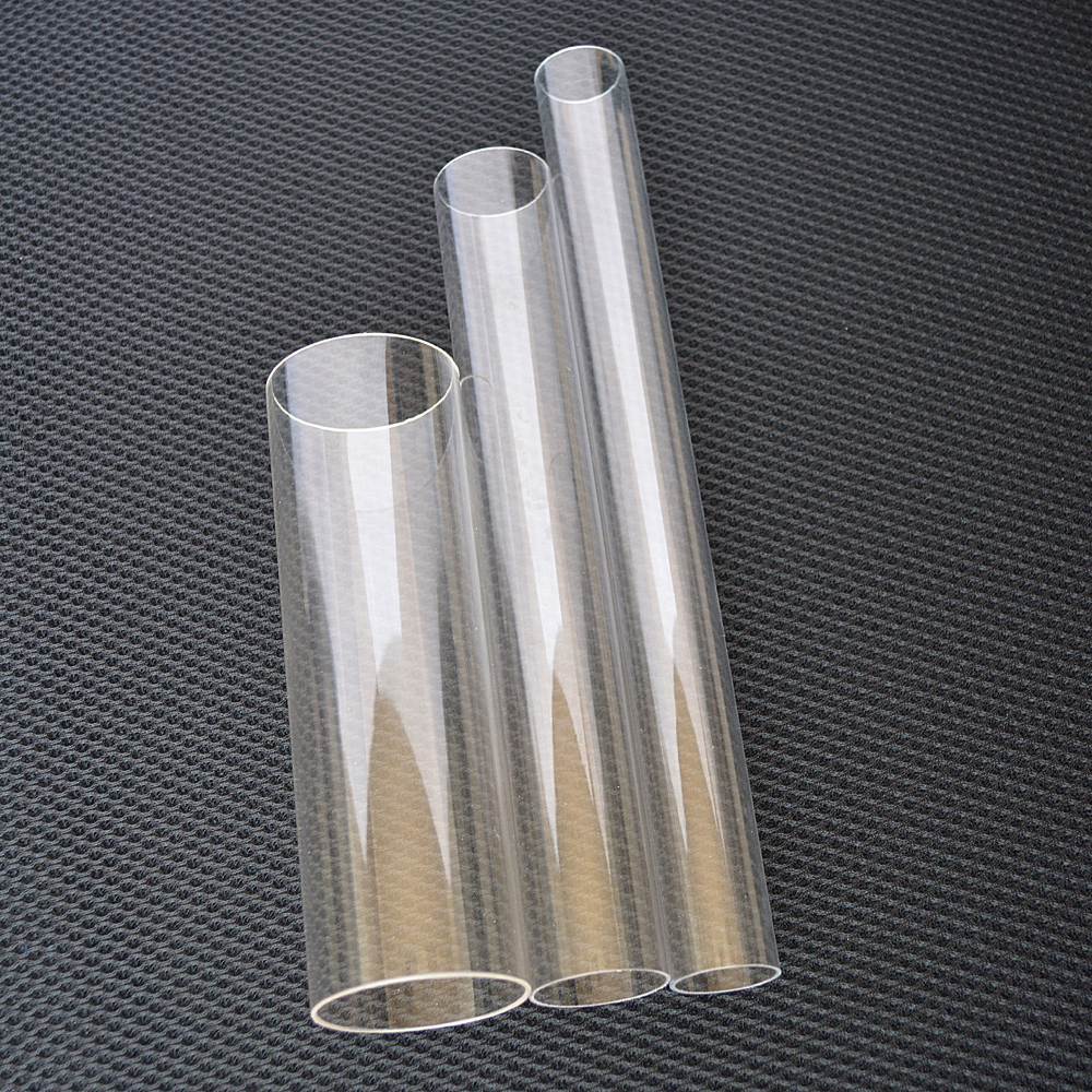 Polycarbonate Packing Tube