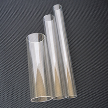 High quality clear Polycarbonate tubing