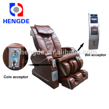 Note Operated Massage Chair for Commercial Use