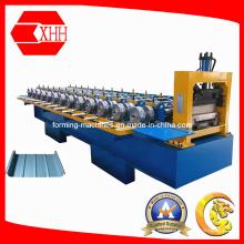 Machine de formage de toiture à coutures debout avec rectiligne et conique (Yx65-300-400-500)