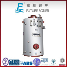 Marine Oil Fired and Exhaust Gas Composite Boiler (LZY Series)