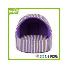Lit à chien fait à la main, lit de chambre d'intérieur pour chien (HN-pH554)