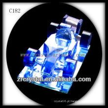 Garrafa De Perfume De Cristal Agradável C182