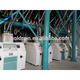 100 ton per day automatic wheat flour mill machinery/flour grinder/flour mill machine manufacturer