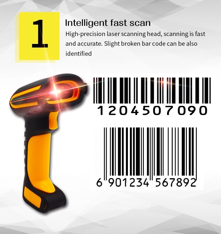 Bluetooth barcode scanner S03 (34)
