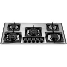 Встроенная варочная панель с пятью горелками (SZ-JH5113)