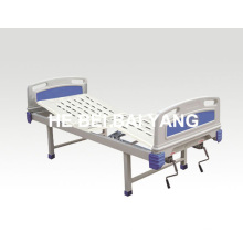 a-98 Double-Function Manual Hospital Bed