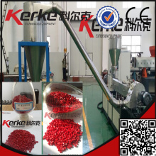 PP/PE film reclamation single screw pelletizing line