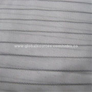 Knitted fabric, 100% polyester, used for garments, work clothes and uniform