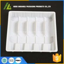 White Plastic Medication Tray