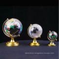 Globo de cristal colorido personalizado para el regalo de empresa