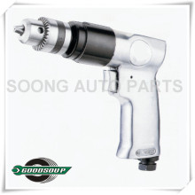 "Professional Pneumatic Air Tools, 3/8"" Non-Reversible Air Drill"