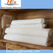Wholesale 200 thread count cotton fabric for bedding bed sheet
