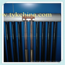 Colectores solares de tubo evacuado tubo de calor