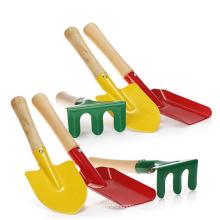 children's gardening tools small color garden tool set