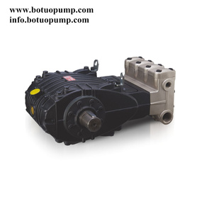 Triple Plungers Industrial Piston Pump