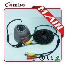 Connecteur DC + BNC de haute qualité cordon de raccordement coaxial pour caméra cctv