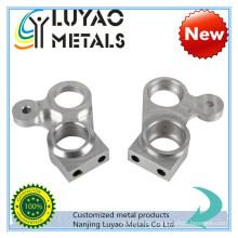 Aluminum with CNC Precision Machining