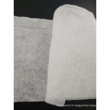Tissu non tissé en coton à air chaud
