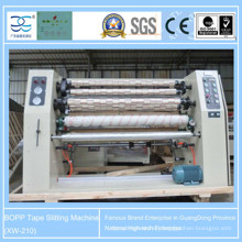 China BOPP Packing Tape Slitting and Rewinding Machine with CE (XW-210)
