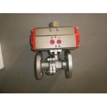 Пневматические приводы с корпусом экструзии алюминия высокой интенсивности