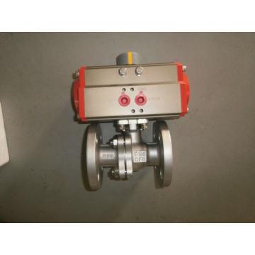 Pneumatische Aktuatoren mit extrudiertem Aluminiumgehäuse hoher Intensität