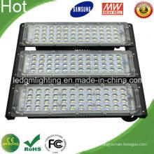 Lâmpada de rua LED 150W com Samsung SMD 3030 e Meanwell Driver