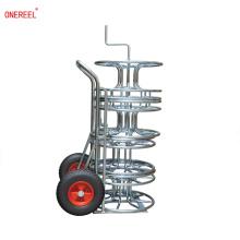 Skeleton Cable Reel Trolley