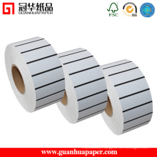 Waterproof Feature and Custom Sticker Usage Thermal Paper Label