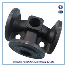Carbon Steel Pump Fitting Saddle by Investment Casting