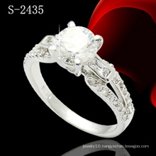 Factory Wholesale Fashion Jewelry Ring Silver 925