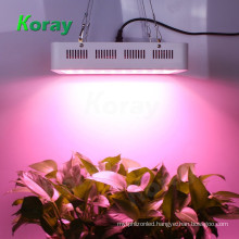 Highly reflective European aluminum relflector 300watt 1000watt led grow lights for indoor aquaponic