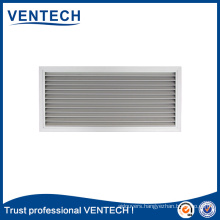 Air ventilation aluminum door grille