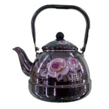 Кухонная посуда, Чайник эмалированный, Чайник эмалевый, Чайник стальной эмали