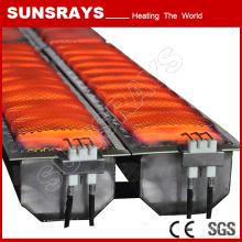 Nouveau brûleur infrarouge de céramique d'industrie pour le traitement de traitement au four