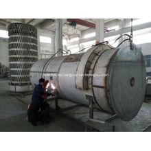 Abonador de horno de aire caliente secador de tambor secador de fertilizante de equipos rotativos