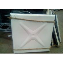 Modularer Wasserbehälter GRP für Trinkwasser, SMC GRP-Abschnittwasser-Behälter