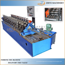 ZhiYe Company Casa de acero ligero Omega Cold Roll formando la máquina