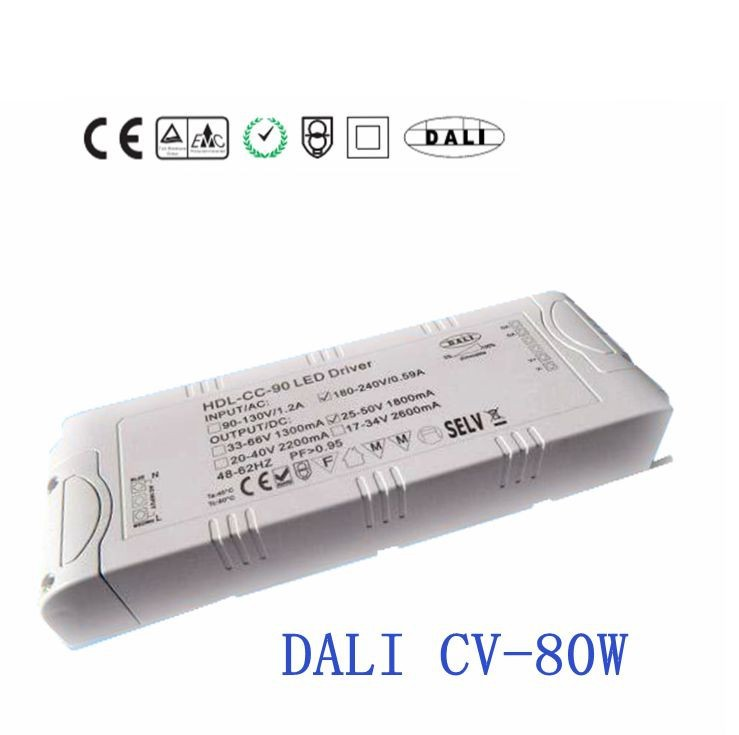 80w Constant Current And Constant Voltage Dali