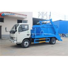 2019 Nuevo Dongfeng 4cbm camión contenedor de salto