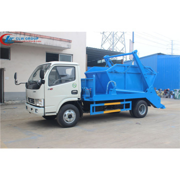 2019 New Dongfeng 4cbm skip container truck