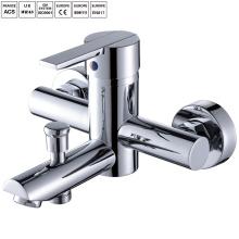 Brass chrome unique bath shower faucets