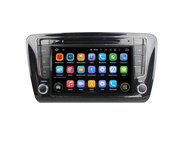 Android Car Multimedia Player For Skoda OCTAVIA 2014-2016