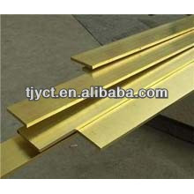 Small size brass flat bar