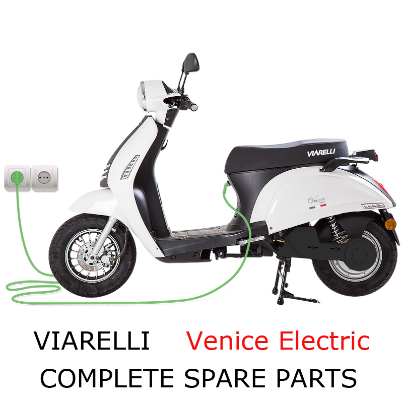 Viarelli Venice Electric Scooter Part