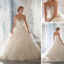 Элегантное Платье Organze Свадебное Платье Свадебное Платье
