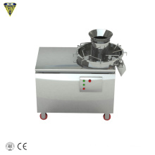 rotary extrusion wet food powder granulator machine