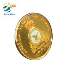 Fabrik-Großverkauf-Gewohnheit gravieren antike Münzen-kundenspezifische Großhandelsmetallmünze