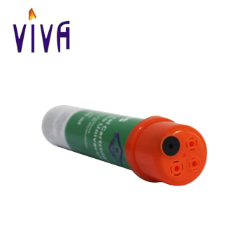 65ml encendedor de gas butano recargable