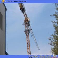 La mejor grúa de torre plana de construcción de China